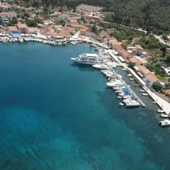 Fiscardo From Above